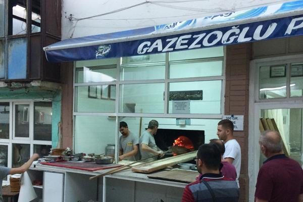 gazezoğlu pide