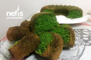 Ispanaklı Kek (Resimli) Tarifi