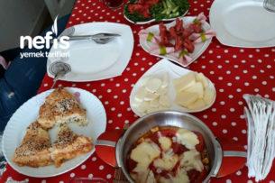 Kahvaltı Sofrası 2 Tarifi