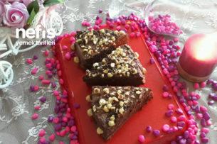 Kakaolu Fındıklı Pasta (Pratik Ve Hafif) Tarifi