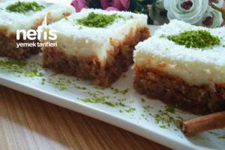 Kıbrıs Tatlısı (Tarçınlı) Tarifi