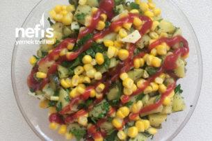 Nefis Patates Salatam Tarifi