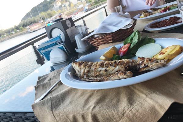 fevzinin yeri gurme balık restaurant