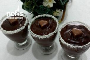 Çikolatalı Krem Cuplar Tarifi