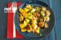 Hardallı Patates Ve Kremalı Mantar Tarifi