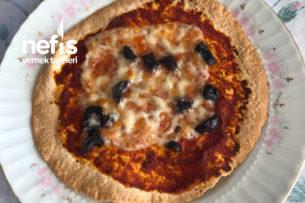 Mini Lavaş İle Pizza Tarifi