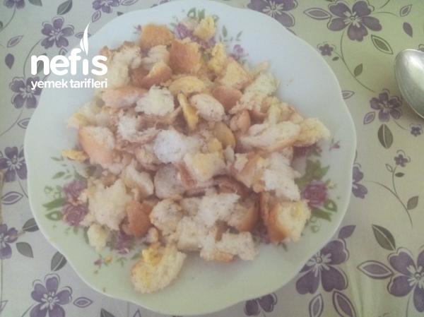 Ömeç (yumurtalı Ekmek)