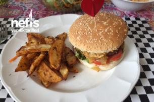 Sağlıklı Hamburger Tarifi