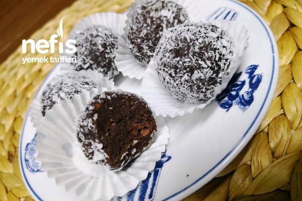 Çikolatalı Truf Tarifi