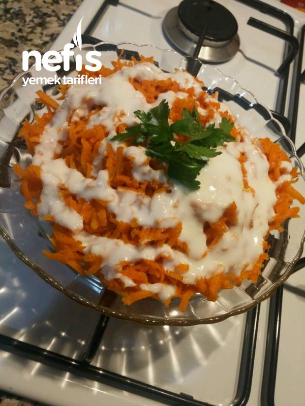 Havuç Tarator ( Havuc Salatası )