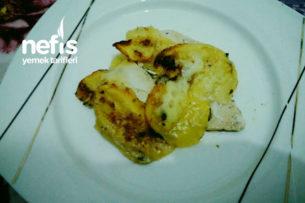 Tavuklu Patates Graten Tarifi