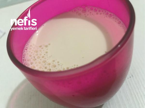 Yeşil Çaylı Süt Detoksu(1 Gün 1 Kilo)