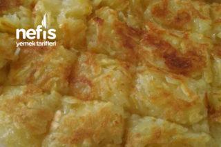 Yufkasız Patates Börek (Çocukların Severek Yiyeceği Bir Tarif) Tarifi