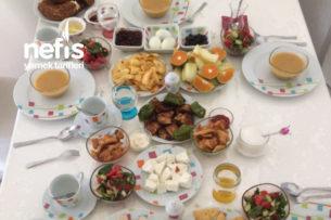 Ailem Kahvaltıya Gelirse Tarifi