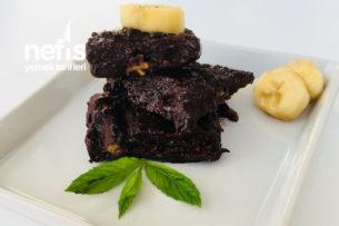 Kalorisi Düşük Soğuk Browni Tarifi