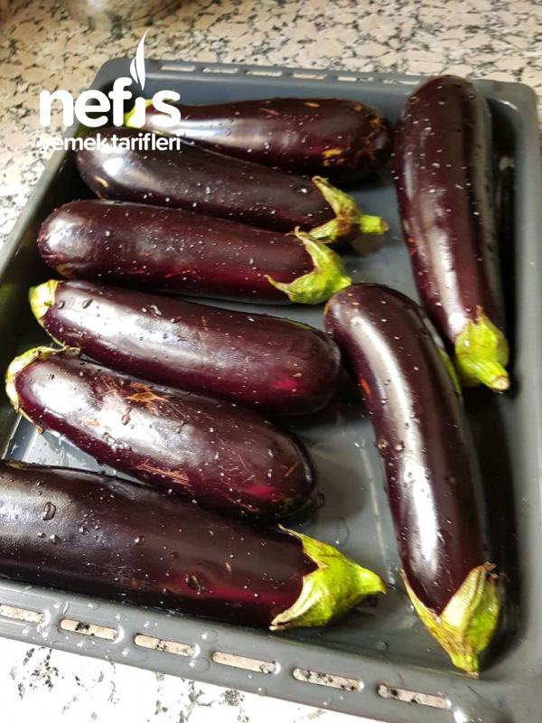 Konserve Köz Patlıcan Salatası