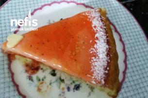 Tart Kalıbında Prenses Pasta Tarifi