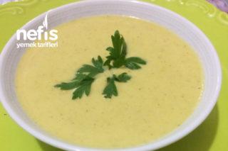 """Vitamin Deposu Sebzeli Brokoli Çorbası """" Zeytinyağlı Beşamel Sos İle"""" Tarifi"""