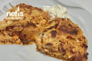 Tavuk Kıymalı Patates Lazanya Tarifi