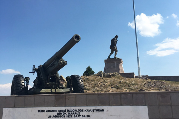 afyon kocatepe anıtı