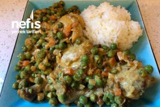 Coconut Curry Chicken (Körili Tavuk) Tarifi