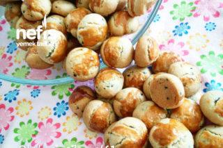 Çörek Otlu Mini Kurabiye Tarifi