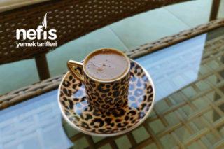 Bitter Çikolatalı Türk Kahvesi Tarifi