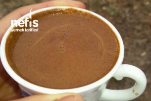 Mis Gibi Doğada Mis Gibi Türk Kahvesi Tarifi