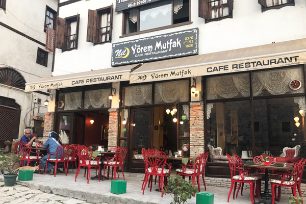 yörem cafe restaurant