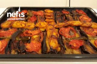 Tepsi Kebabı (Patlıcanlı Patatesli) Tarifi