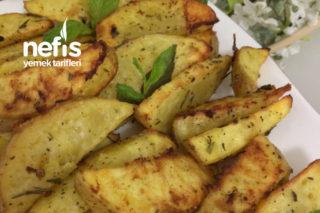 Aşırı Lezzetli Fırın Patates Tarifi