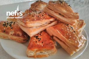 Hellim Peynirli Milföy Tarifi