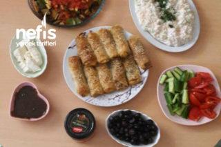Ispanaklı Börek (En Kolay) Tarifi