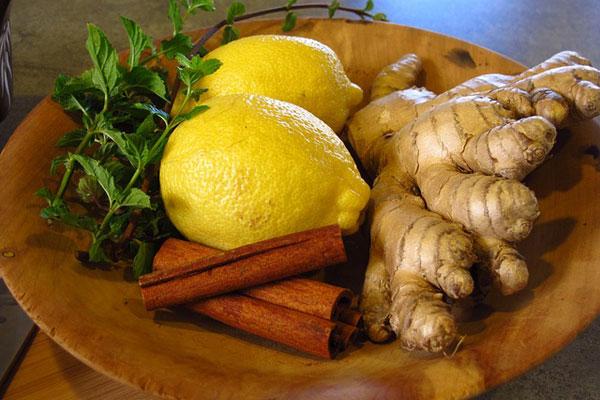 nane limon faydaları