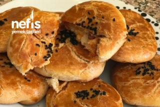 Pratik Kahvaltılık Pizza Poğaça Tarifi