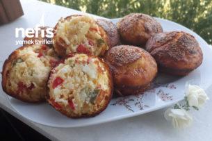 Kahvaltıya Şipşak Nefis Muffinler Tarifi