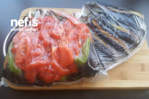 Patlıcan Kış Hazırlığı Tarifi