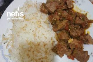 Enfes Tavuk Sulu Pilavım Tarifi
