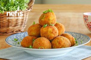Kaşarlı Patates Kroket (videolu) Tarifi