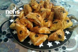 Patatesi Muska Börek (El Açması Tadında) Tarifi