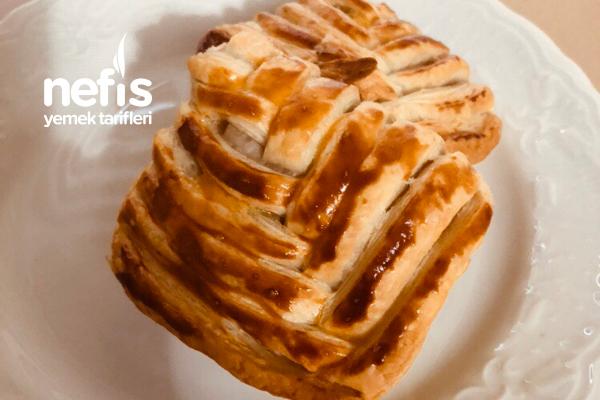 Hasır Çörek Milföyden Tarifi