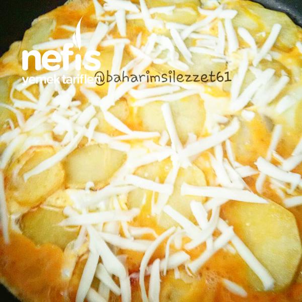Patates Pizza
