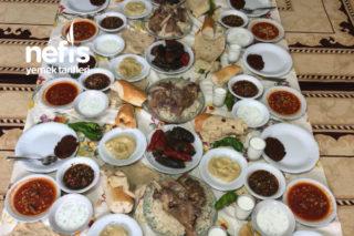 Davet Yemeğimiz Tarifi