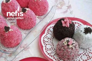 Pembe Mini Pastalar Tarifi