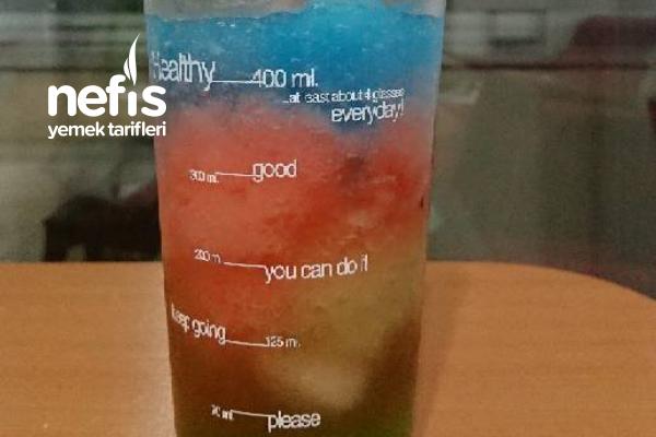 Dondurmalı Froozen Tarifi