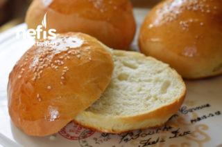 Enfes Hamburger Ekmeği Tarifi