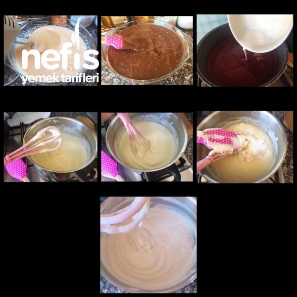 Böğürtlenli Karaorman Pastası(Hafif Lezzet)