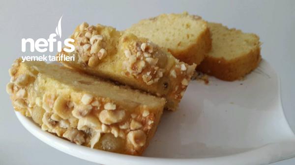 Fındıklı Üzümlü Pamuk Kek