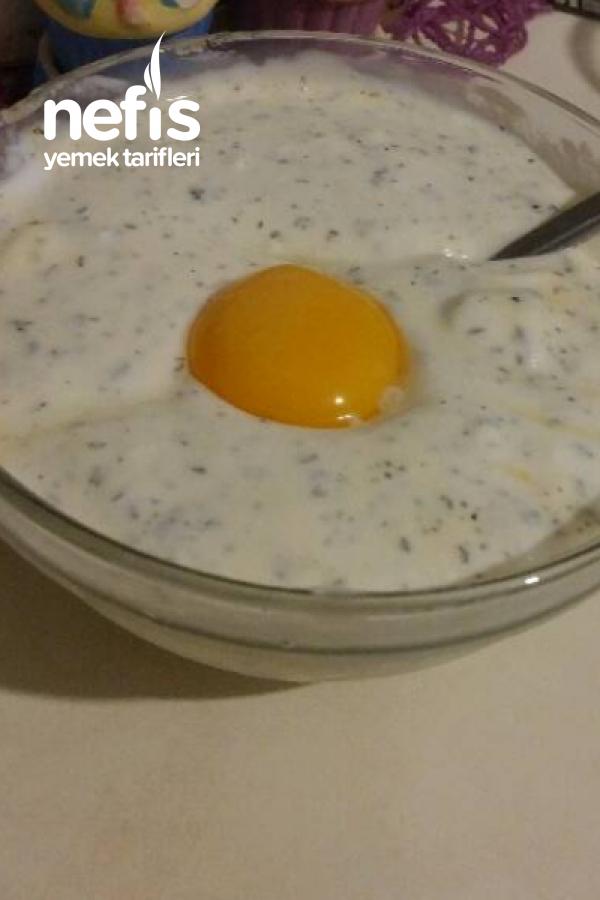 Hastalara Şifa Yoğurt Çorbası