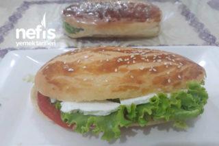 Sandviç Ekmeği (Nefis Tarif) Tarifi